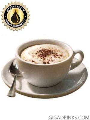 Cappuccino Concentrate - aромат за никотинова течност Inawera 10мл.
