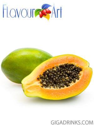 Papaya - Концентрат за ароматизиране 10ml.
