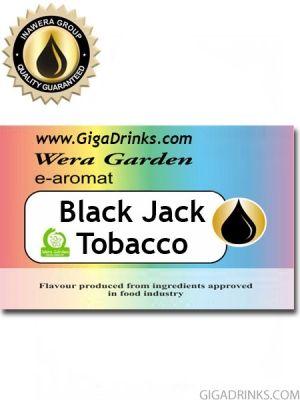 Black Jack Tobacco 10мл - aромат за никотинова течност Inawera Wera Garden