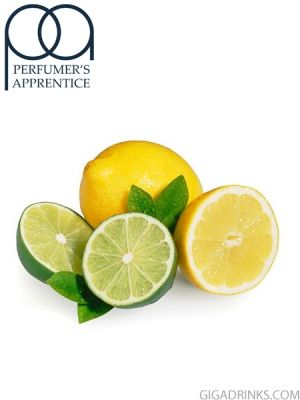 Lemon Lime - аромат за никотинова течност The Perfumers Apprentice 10мл