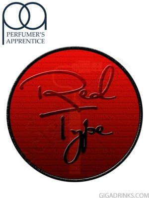 Red Type Blend - аромат за никотинова течност The Perfumers Apprentice 10мл