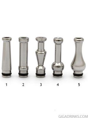 UD Stainless Steel Drip tip