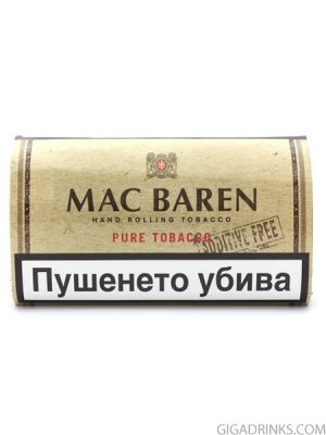 Mac Baren Pure Tobacco 40гр.