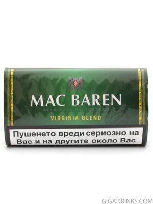 Mac Baren Virginia Blend 40гр.