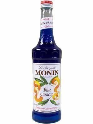 Монин синьо кюрасо 0.7л