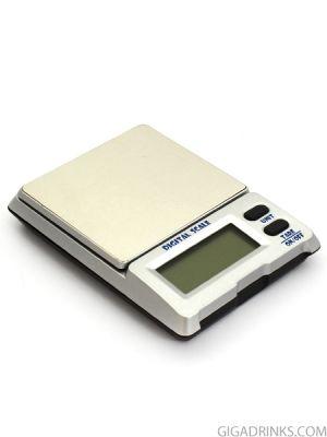 Дигитална джобна везна Mini Digital Scale 100g / 0.01g