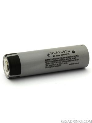 Батерия 18650 Panasonic NCR 2900mAh 10A 3.7V
