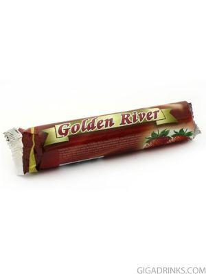 Ароматизиран въглен за наргиле Golder River - Ягода