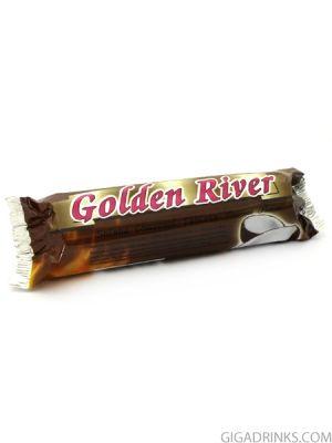 Ароматизиран въглен за наргиле Golder River - Кокос