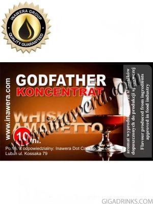 Godfather Concentrate - aромат за никотинова течност Inawera 10мл.