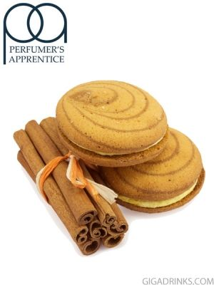 Cinnamon Sugar Cookie - аромат за никотинова течност The Perfumers Apprentice 10мл