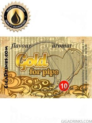 Gold Pipe tobacco - aромат за никотинова течност Inawera 10мл.