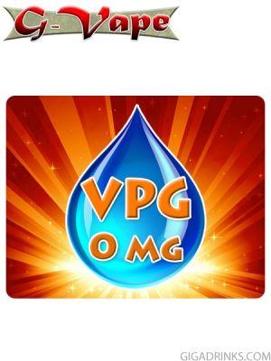 VPG 100ml / 0mg - G-Vape безникотинов базов разтвор